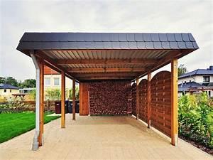 Carport Aus Holz : 25 best ideas about carport aus holz on pinterest garage aus holz fahrradschuppen holz and ~ Orissabook.com Haus und Dekorationen