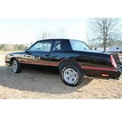 1987 Chevrolet Monte Carlo SS T TOPS  Classic