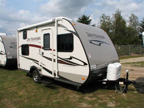 ultra light travel trailers feather ultra lite travel trailers jayco inc