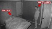 We Found Him Watching Her Sleep.. - YouTube