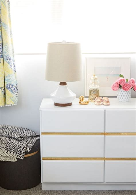Malm Kommode Hack by How To Incorporate Ikea Malm Dresser Into Your Decor