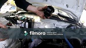 92-95 Honda Civic Fuel Filter Replacement