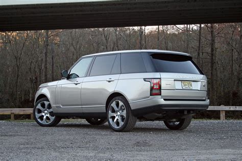 Land Rover Range Rover Picture by 2015 Land Rover Range Rover Lwb Driven Picture 615436