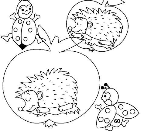 igel ausmalbilder malvorlagen animierte bilder gifs