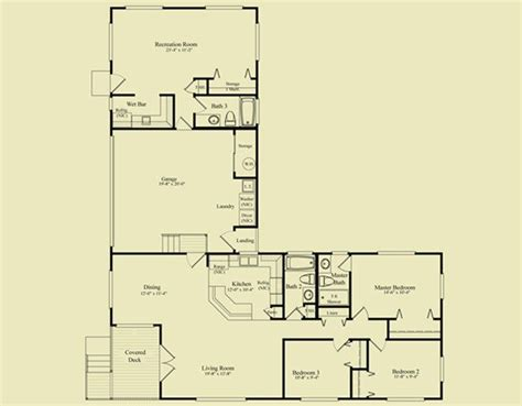 L Shaped Living Room Floor Plans by Luxury 4 Bedroom L Shaped House Plans New Home Plans Design