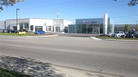 volkswagen audi boise car dealership in boise id 83709 kelley blue book