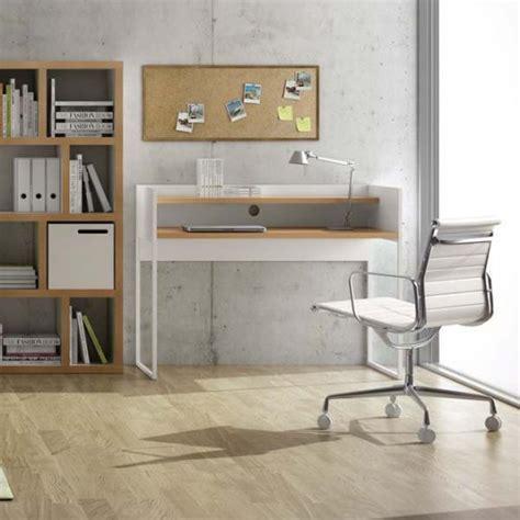 bureau blanc et bois 5 bureaux en bois design à moins de 400 euros