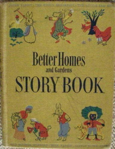 Better Homes And Gardens Story Book Ebay