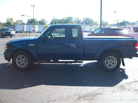 Sell Used 2010 Ford Ranger Extended Cab Sport 4x4 No