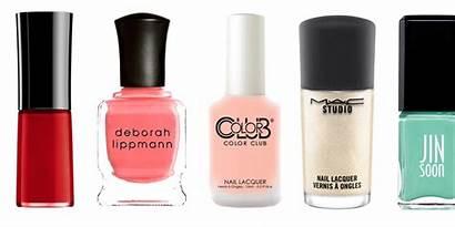 Nail Summer Colors Polish Elle