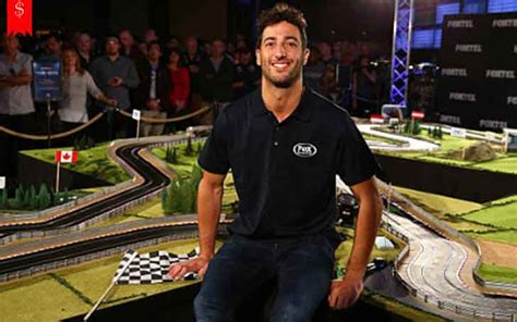 He made his debut at the 2011 british grand prix with the hrt team as part of a deal with red bull. Australian Racing Driver Daniel Ricciardo Income From His Profession, His Net Worth and Lifestyle