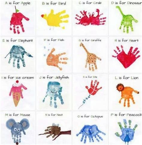 Ideas Finger Painting Ideas For Kids  Footprint Art
