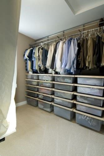 storage in closet w sloped ceiling house attic dormers