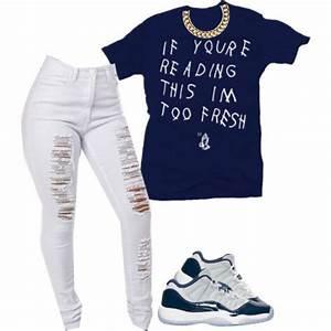 Swag Girl 2017 Nike