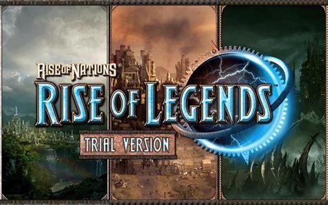 rise of legends official demo version 2 file mod db