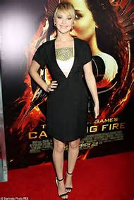 Jennifer Lawrence Catching Fire