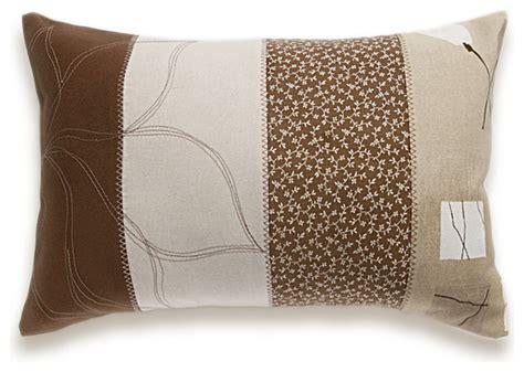 12x18 pillow cover patchwork stripes decorative lumbar pillow cover 12x18