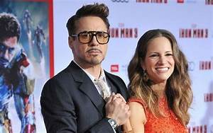 Downey Jr. gives baby Hebrew(?) name | The Times of Israel