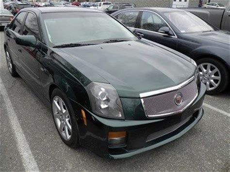 find used 2004 cadillac cts 5 speed manual in west new york new jersey united states find used 2004 cadillac cts v ls6 6 speed mint very rare dk green in terryville connecticut