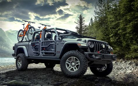 Jeep Vehicles 2020 by 2020 Upcoming Jeep Gladiator Rubicon Car Hd Wallpapers