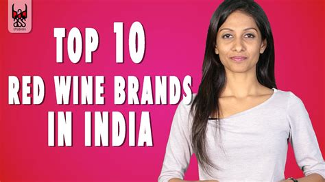 Top 10 Red Wine Brands In India  A Must Know List For