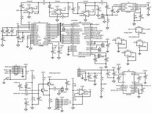 Circuit Diagram Lm1881 Video Sync For Tv And Lcd Monitor