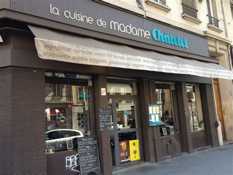 magasin de cuisine chatelet la cuisine de madame châtelet à lyon à voir et à manger