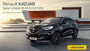 Renault Kadjar Black Edition : renault kadjar ~ Gottalentnigeria.com Avis de Voitures