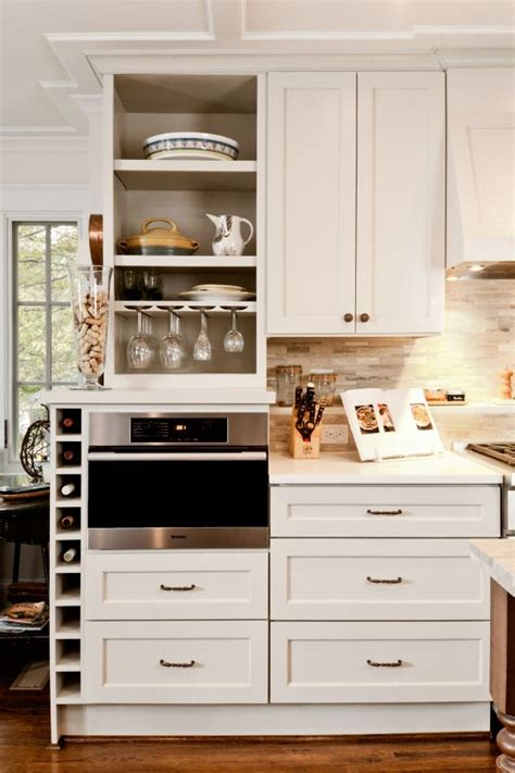 built in wine cabinet how you can incorporate wine racks into your design
