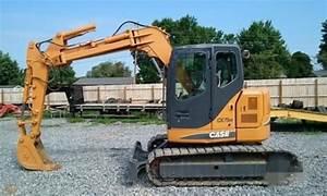 Case Cx75sr Cx80 Tier 3 Crawler Excavator Service Repair