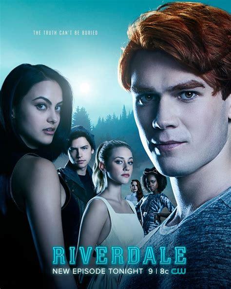 Riverdale TV Show Season 2 Poster