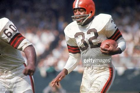 cleveland browns jim brown pictures getty images