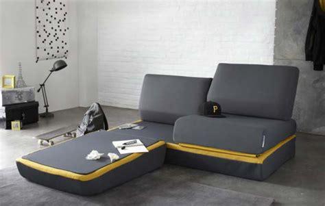 canapé lit petit espace canape design pour petit espace