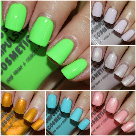 obsessive compulsive cosmetics plastic passion nail