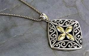 sterling silver bali inspired swirl marquise