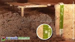 Trappe D Accès Comble : isolation combles perdus en ouate de cellulose mirepoix ~ Melissatoandfro.com Idées de Décoration