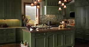 Mountain Retreat Wood-Mode Fine Custom Cabinetry