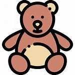 Bear Teddy Icon Icons Svg