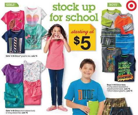 Target Back To School Deals /
