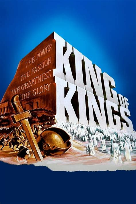 King Of by King Of 1961 Posters The Database Tmdb