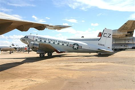 pima air space museum tucson arizona douglas c 117d