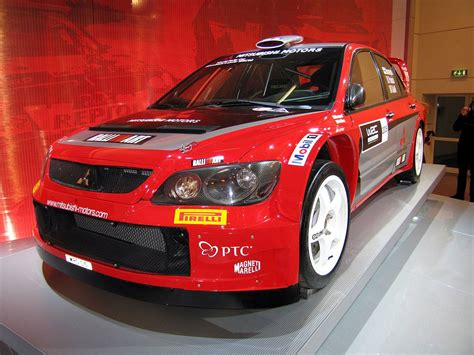 2006 Mitsubishi Lancer Evolution Rs