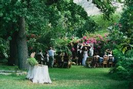 country wedding venues south african wedding venues