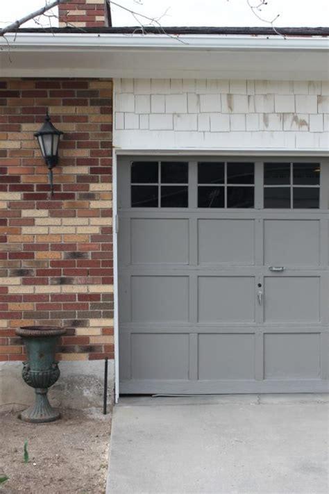 diy wood garage door remodelaholic 8 diy garage door updates