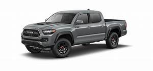 2017 Toyota Tacoma Double Cab Manual Trd Pro 4