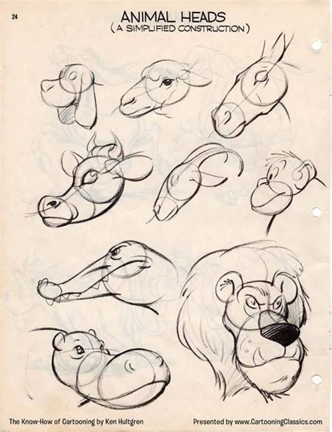 art cartooning ken hultgren images