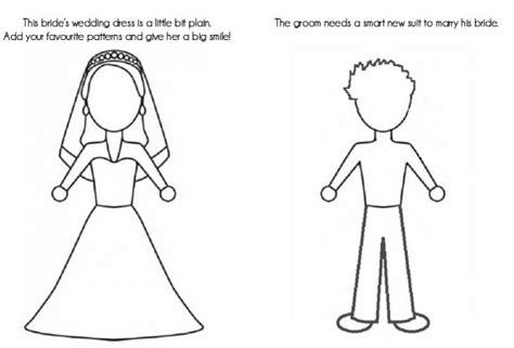 kids activity book wedding activity book black ceremony