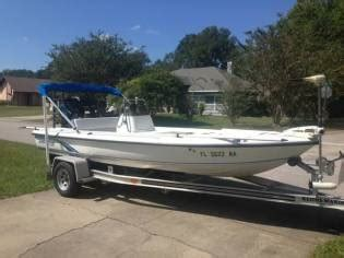 Talon Flats Boats For Sale by Talon F20 Flats Boat Cat In Florida Power Boats Used