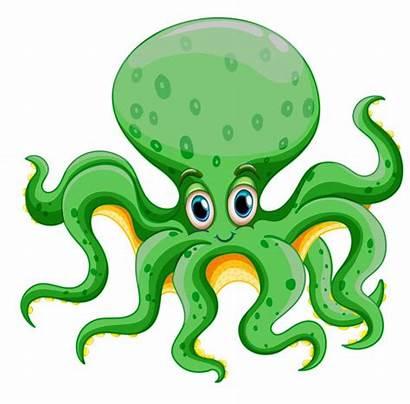 Sea Animals Ocean Clipart Algae Cliparts Cartoon