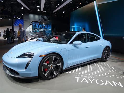 porsche taycan turbo  turbo   review